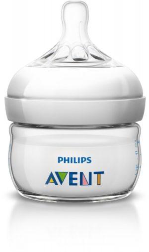 Philips Avent Natural Бутылочка для кормления , 60 мл