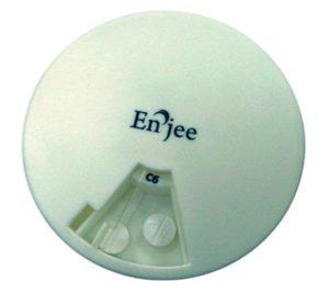 Таблетница  Enjee для таблеток (круглая)