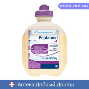 Смесь Peptamen (Пептамен) AF Neutral Dual, 500мл. Nestle (Нестле)-Аптека Добрый Доктор