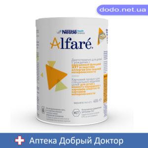Сухая смесь Alfare (Альфаре) 400 г Nestle (Нестле)