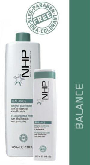 Шампунь очищищающий для жирной кожи головы 250мл Maxima (Максима) VitalFarco