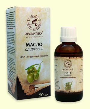 Оливковое масло 20мл