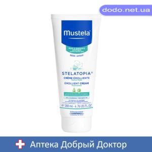 Крем смягчающий STELATOPIA 200 мл Mustela (Мустела) - Аптека Добрий Доктор