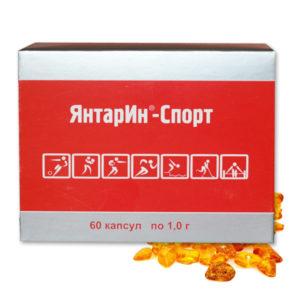 ЯнтарИн-Спорт  0,75г 60