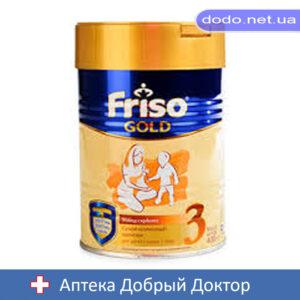 Фрисолак Frisolac 3 Gold сухая смесь 800г