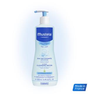 Жидкость для очищения чувствительной кожи 300мл  Mustela  (Мустела)