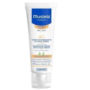 Крем защита от холода и ветра Cold Cream 40мл  Mustela  ( Мустела)