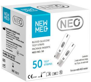 Тест полоски Neo 50