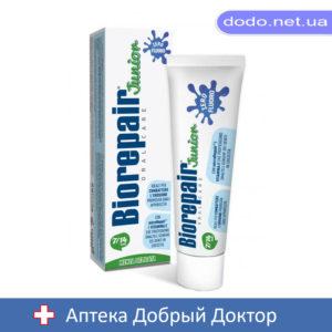 Зубная паста  Джуниор  7-14 лет 75 мл  Biorepair (Биорепейр)