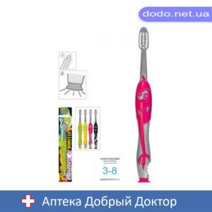 Зубная щетка  детская Монстр 3-8 лет Pierrot (ПИРОТ ) Ref.97