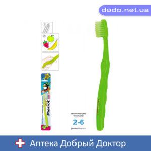 Зубная щетка детская Пиви с ароматом фруктов 2-6 лет Pierrot (ПИРОТ) Ref.98