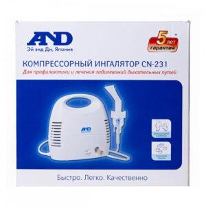Ингалятор Компрессорный AND CN-231