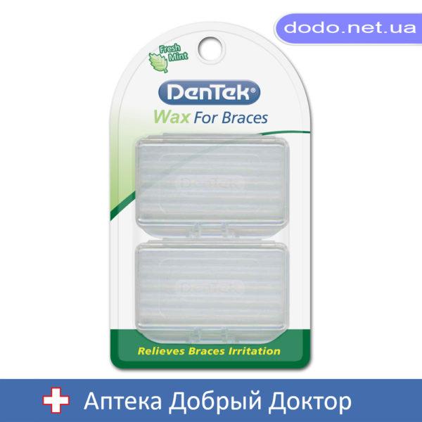 Воск для брекетов 7г DenTek (ДенТек)_031611