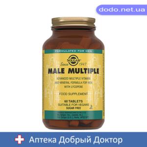 Комплекс витаминов  для мужчин  60 таблеток Solgar (Солгар)