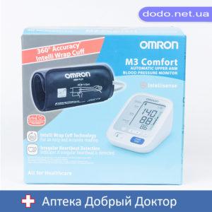 Тонометр Omron М3 Comfort(НЕМ-7134-Е) с уникал.манжетой Intelli Wrap