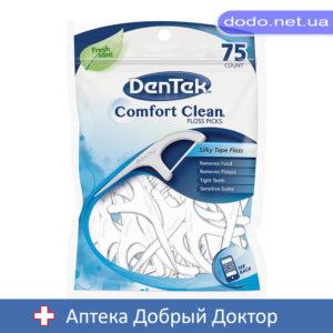 Флосс-зубочистки Комфортное очищение  75 DenTek (ДенТек)