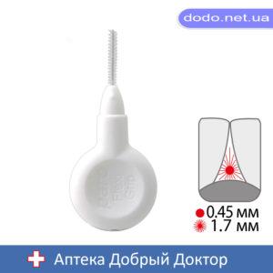 Щетки межзубные XXXX-тонкие 1.7мм 4шт Paro Flexi-Grip (Паро)_031638-Аптека Добрый Доктор