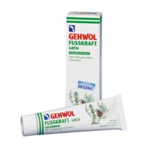 Зеленый бальзам Геволь – Gehwol Green balm 75мл
