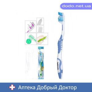 Зубная щетка Голд средняя Pierrot (ПИРОТ) Ref.344