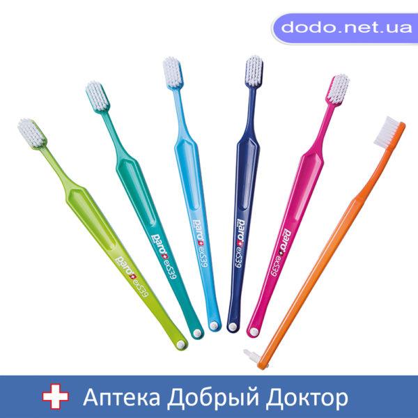 Зубная щетка Мягкая S39 Paro Toothbrush (Паро)_031630_2-Аптека Добрый Доктор