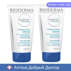Набор Ноде D.S+ шампунь-крем 2*125мл Bioderma (Биодерма)