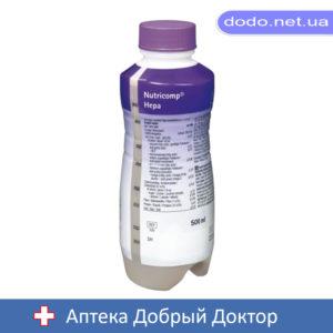 Жидкая смесь B.Braun Nutricomp Hepa 500 мл (Нутрикомп)