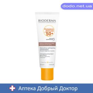 Солцезащитный крем Photoderm SPOT AGE 50+ 40мл BIODERMA (Биодерма)_034912-Аптека Добрый Доктор