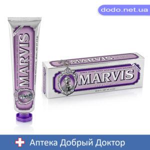 Зубная паста Жасмин Мята +Ксилитол 85мл Марвис MARVIS- Аптека Добрый Доктор