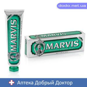 Зубная паста Класическая Интенсивная Мята+Ксилитол 85мл Марвис MARVIS