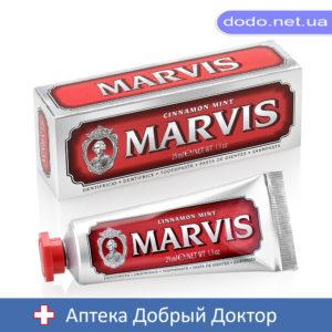 Зубная паста Корица+Мята 25мл Марвис MARVIS