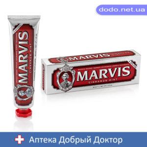 Зубная паста Корица Мята+Ксилитол 85мл Марвис MARVIS