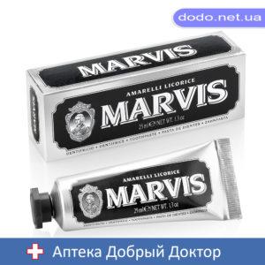Зубная паста Лакрица+Мята 25мл Марвис MARVIS