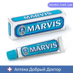 Зубная паста Морская Мята 25мл Марвис MARVIS-Аптека Добрый Доктор