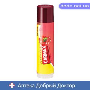 Бальзам для губ Гранат стик Кармекс CARMEX - Аптека Добрый Доктор