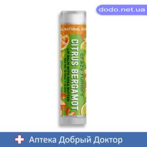 Бальзам для губ Цитрус-Бергамот Citrus Bergamot 4.25гр Крэйзи Руморс (CRAZY RUMORS)