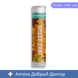 Бальзам для губ Пряный Чай Spiced Chai 4,25гр Крэйзи Руморс (CRAZY RUMORS) - Аптека Добрый Доктор