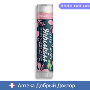 Оттеночный бальзам для губ Жемчужина HibisKiss-Pearl 4,25гр Крэйзи Руморс (CRAZY RUMORS) - Аптека Добрый Доктор