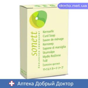 Органическое твердое мыло 100г. Sonett (Сонет)