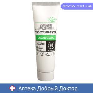 Органическая зубная паста с Алоэ Вера – Без фтора! Urtekram(Уртекрам)