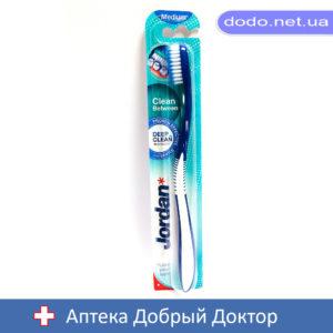 Детская зубная щетка 6-9 лет, мягкая с колпачком для путешествий Jordan (Джордан) Step3