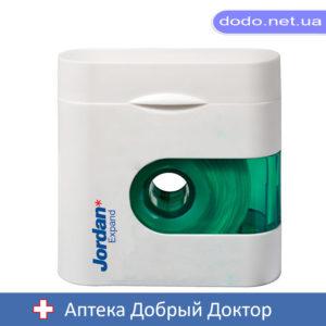 Зубной флосс с фтором и мятой Jordan (Джордан) Expand Fresh floss 25м