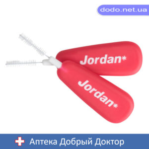Межзубные ершики Jordan (Джордан)Brush Between S (0.5мм) 10