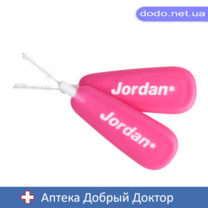 Межзубные ершики Jordan (Джордан)Brush Between XS (0.4мм) 10