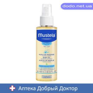 Масло детское 100мл Mustella (Мустела)