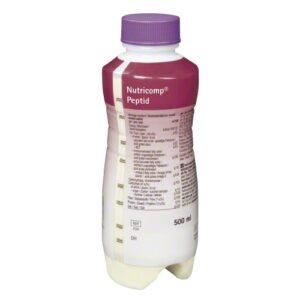 Жидкая смесь для иммунодефицитных состояний Nutricomp Peptid 500мл Б.Браун (B.Braun)