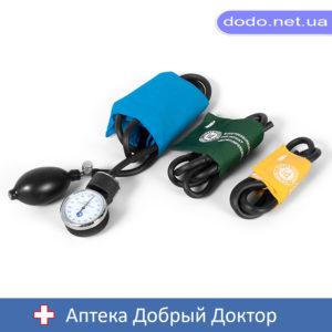 Тонометр механический Little Doctor LD-80 с тремя детскими манжетами (Литл Доктор)