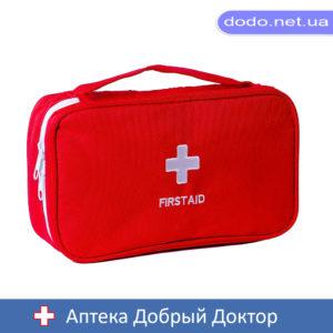 Аптечка-органайзер (Красная)