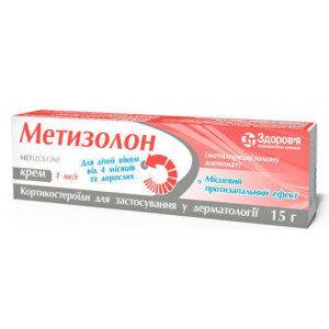 Метизолон крем 1мг_1г 15г