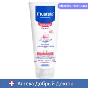 Лосьон увлажняющий для чувствительной кожи 200мл Mustella (Мустела)