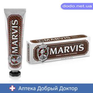 Зубная паста Сладкий Ревень 75мл Марвис MARVIS